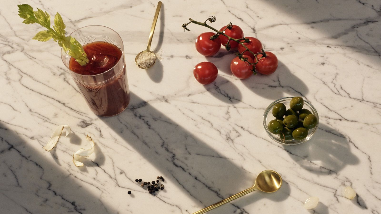 ingredienti Bloody Mary