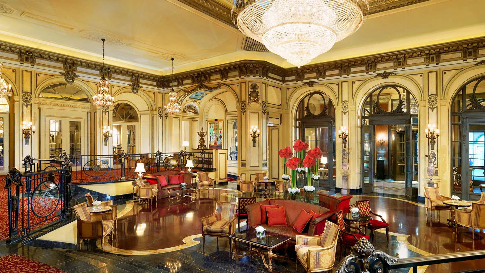 La Grande Hall al The St. Regis Rome