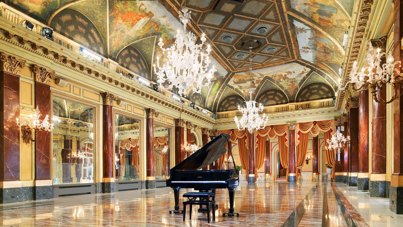 Ritz Ballroom at The St. Regis Rome