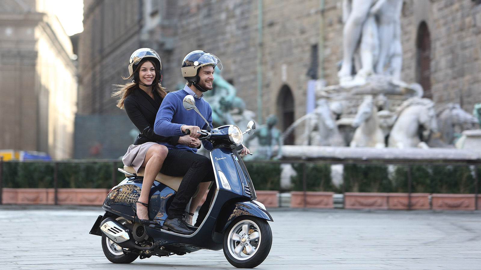 Vespa Tours in Rome